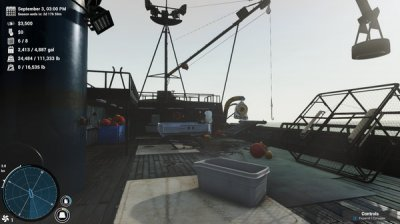 Трейнер Deadliest Catch: The Game от FliNG