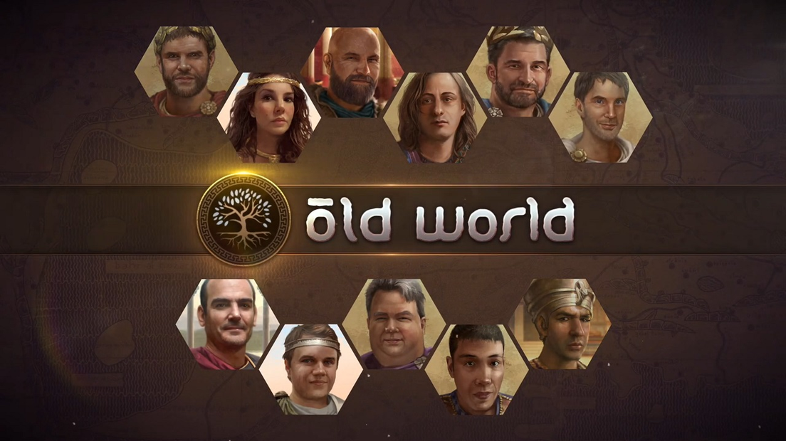 Трейнер Old World от FliNG