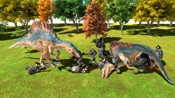 Трейнер Animal Revolt Battle Simulator от FliNG