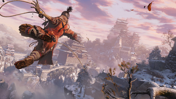 Sekiro: Shadows Die Twice по сети онлайн