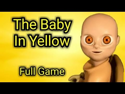 Трейнер The Baby in Yellow от FliNG